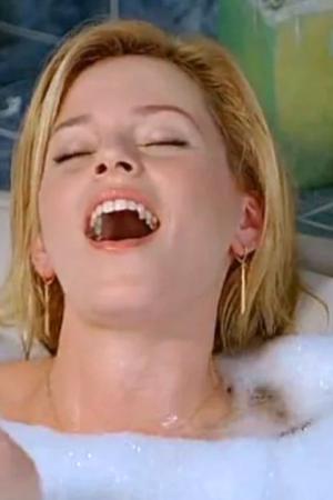 Cumming in Bathtub